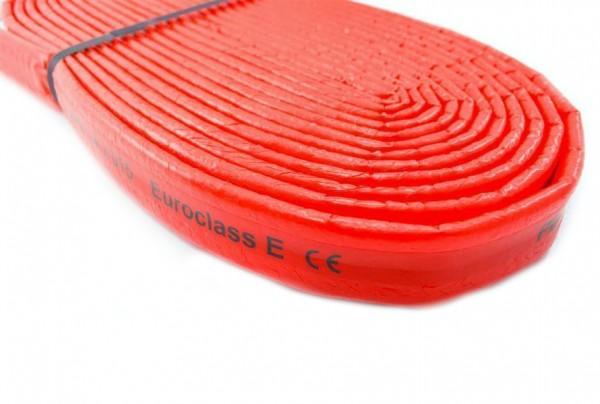 10 m PE-Schutzschlauch rot 125 x 5 mm
